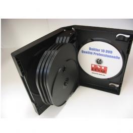 Boitier 10 DVD