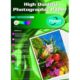 Papier photo blanc brillant 254 gr