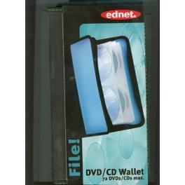 ETUI EDNET  72 CD/DVD