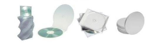 Boitiers CD