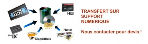 Transfert Video