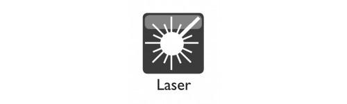 Laser uniquement